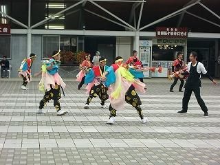 沼宮内七ツ踊り