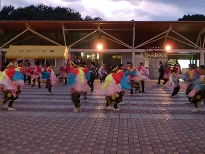 沼宮内七つ踊り