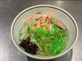 春みどりサラダ冷菜麺